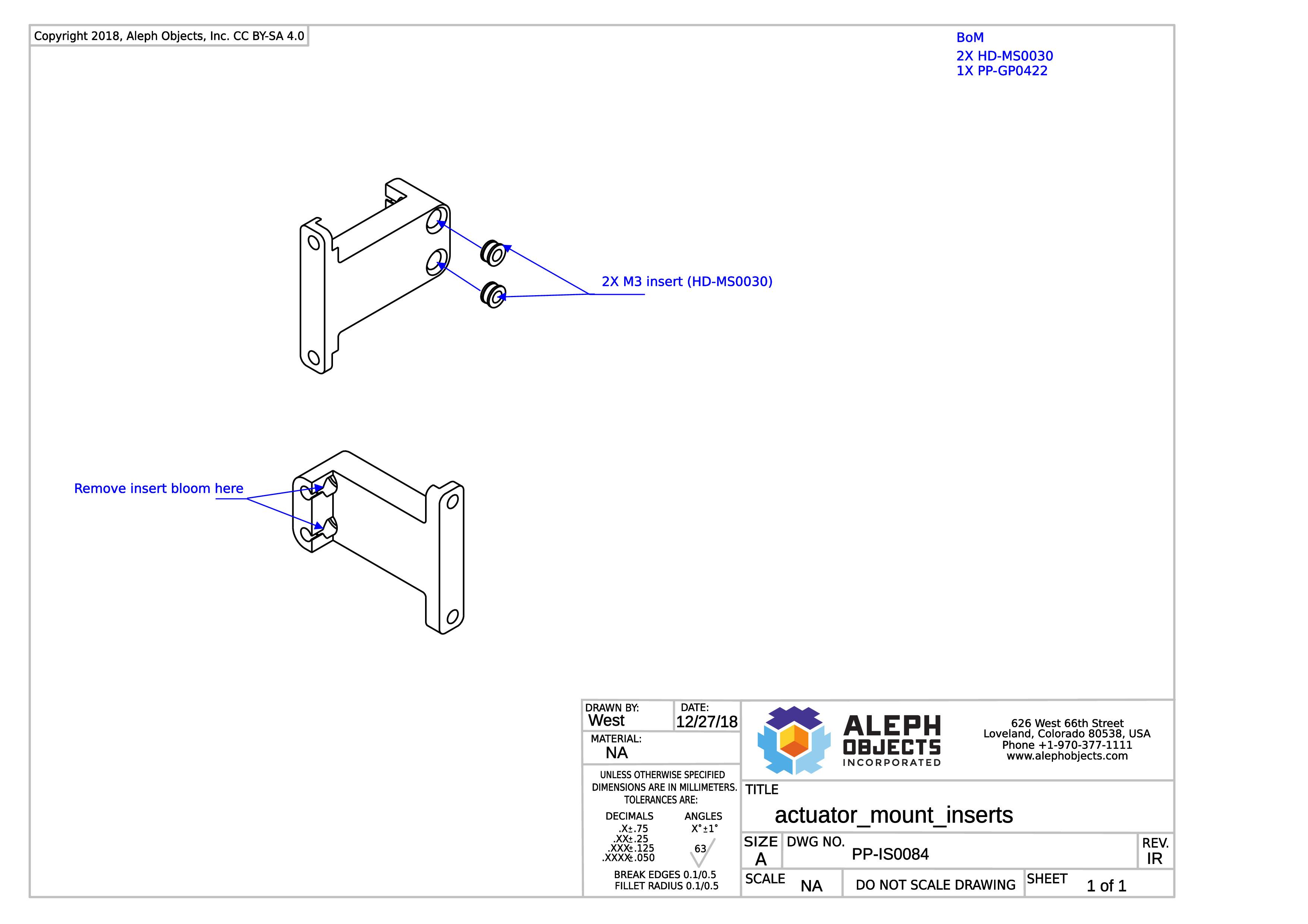 OHAI: Open Hardware embly Instructions on
